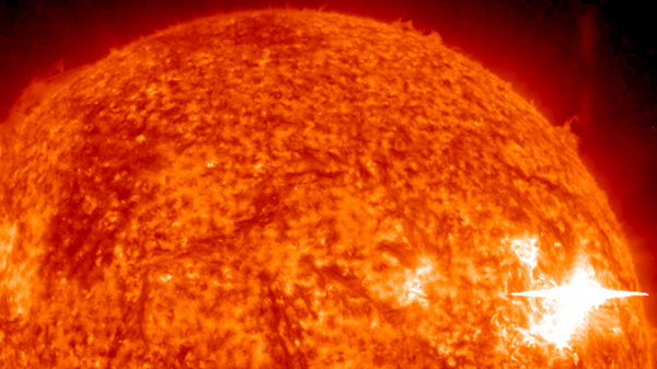 MESSENGER and STEREO Measurements Open New Window Into High- Energy Processes on the Sun