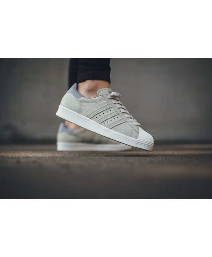 Homme Adidas Superstar Grise Clair, Blanche | Adidas ...