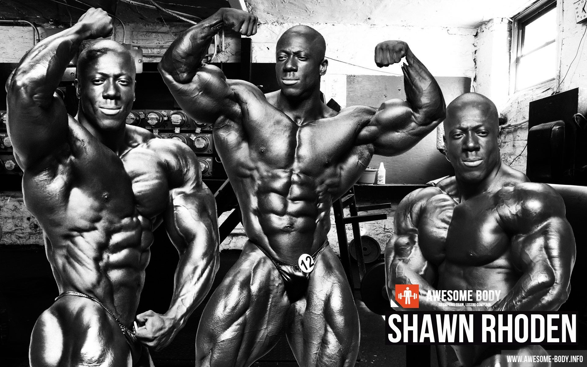 shawn rhoden 2013 bodybuilding wallpapers hd awesome