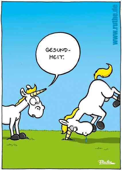 Schnupfen Lustig