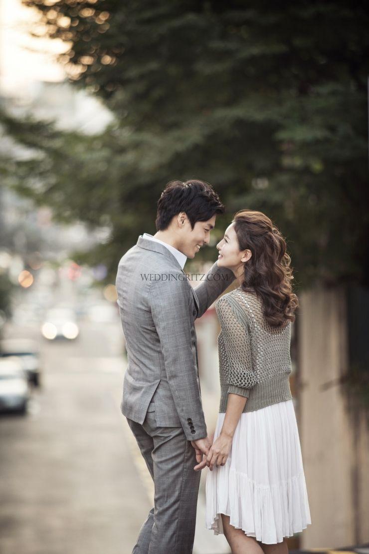 Korea pre-wedding photo, Korea pre-wedding photography, Wedding photo in Korea, A And studio in Korea