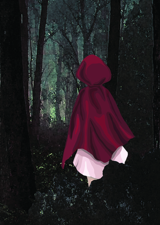 Grimm Red Riding Hood