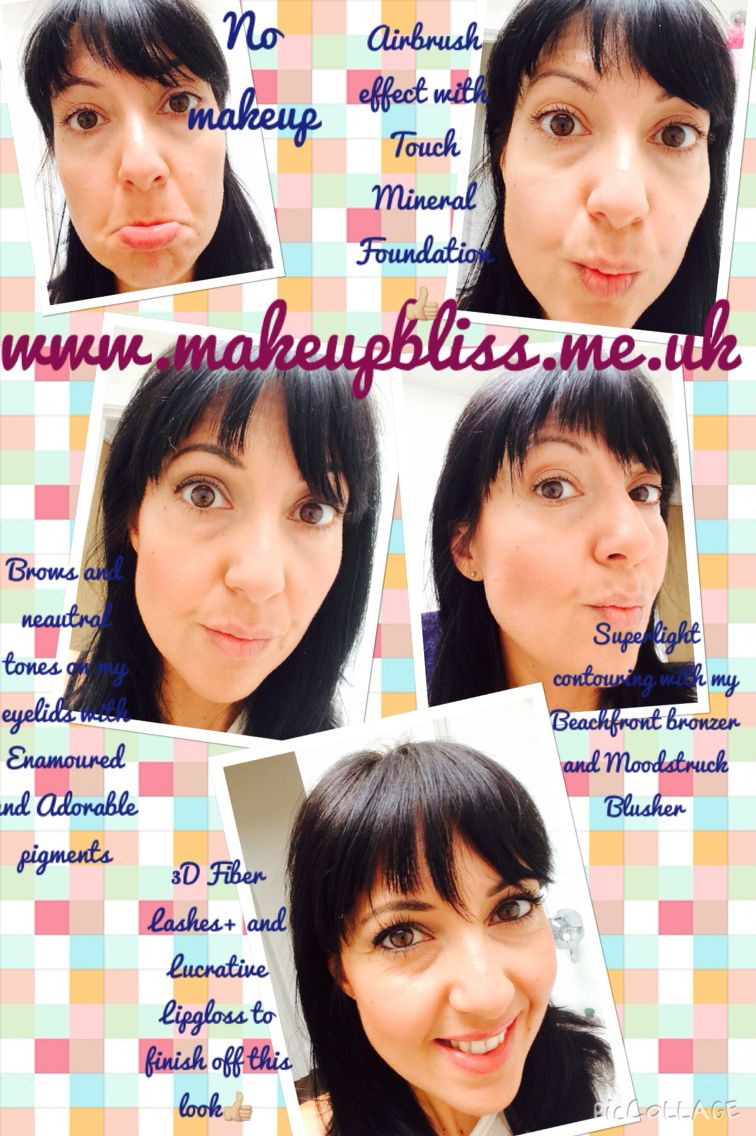 www.makeupbliss.me.uk Mineral foundation, Blusher