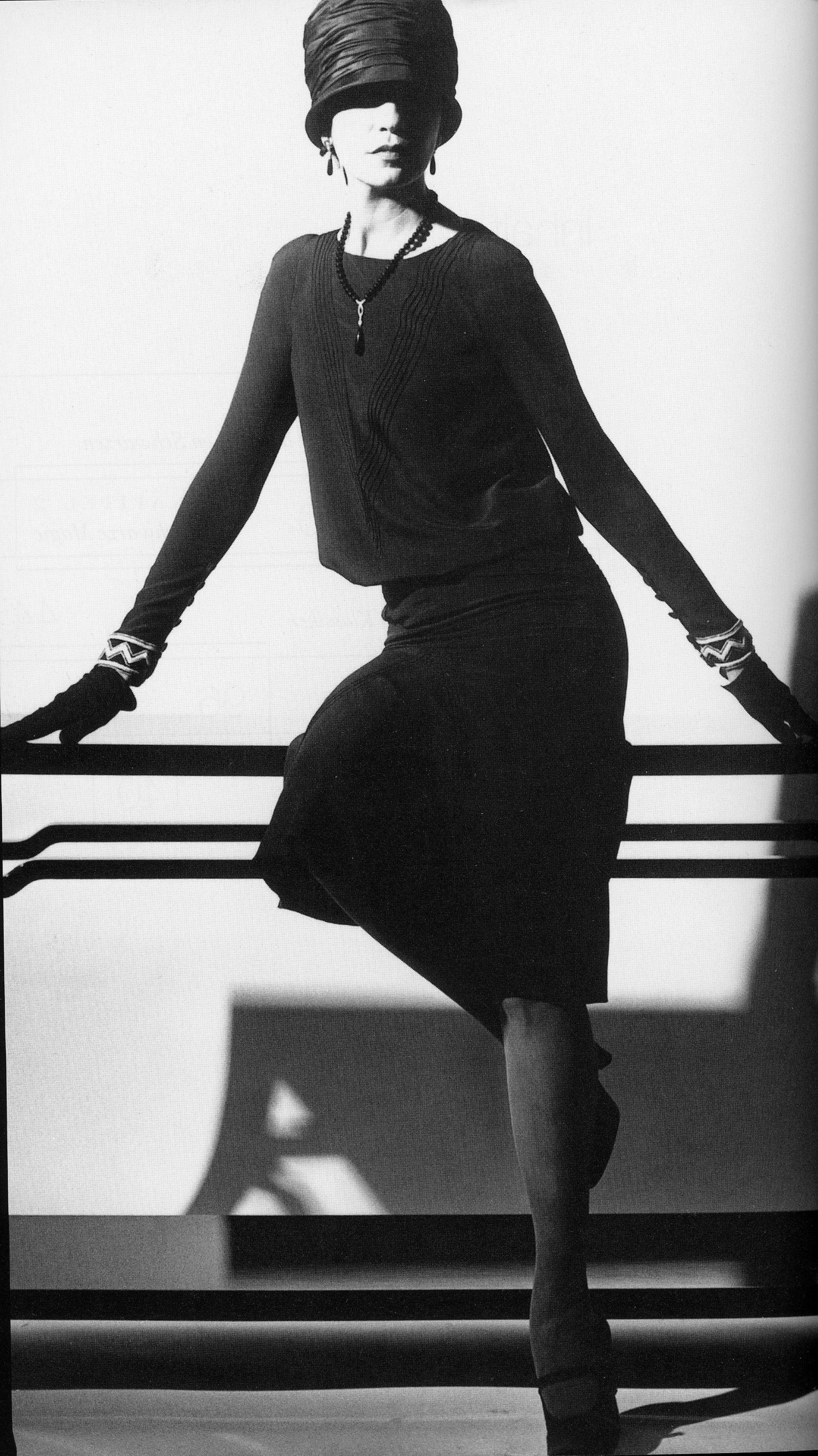 Das Kleine Schwarze DTV Amy Holman Edelman Chanels erstes kleines Schwarzes von 1926