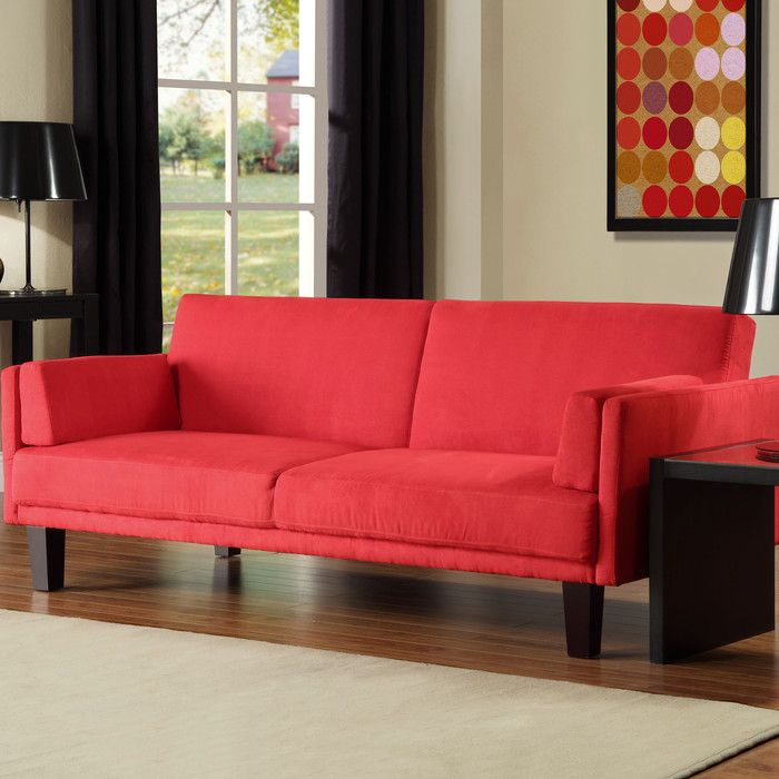 Dhp Metro Futon Reviews Wayfair The Basement Pinterest