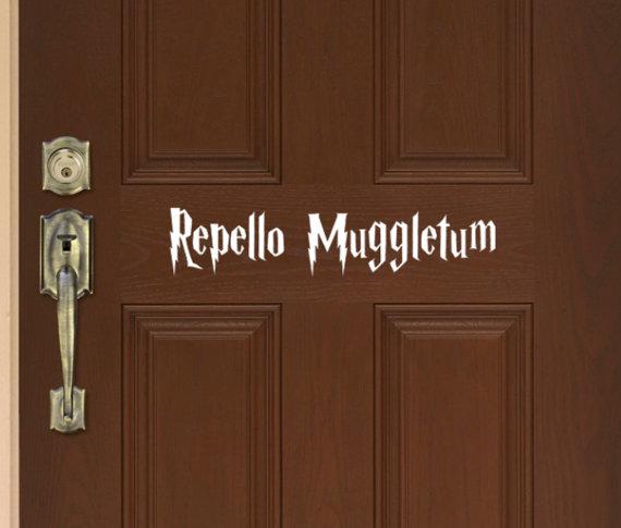 Repello Muggletum Translates To No Muggles