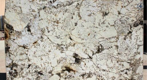 Our New Granite Slab Blanc Du Blanc Have A Look At At Website Or Visit One Of Our Showrooms In Granite Quartz Countertops Quartz Kitchen Countertops Granite