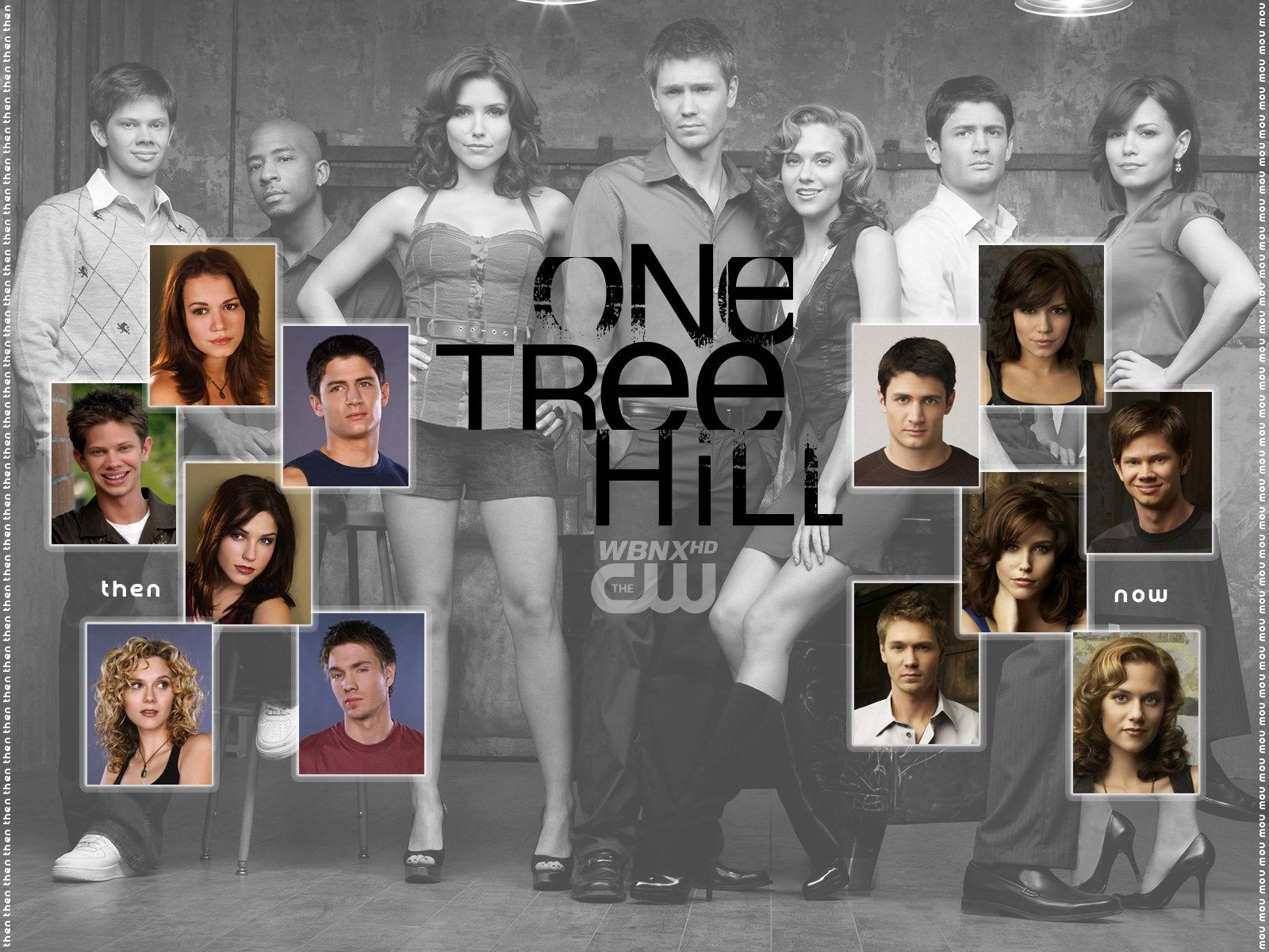 Sports Drama Themes One Tree Hill Wallpaper Themepack