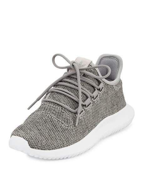 pretty nice 91964 1aef7 Tubular Shadow Knit Sneaker, GrayRunning White