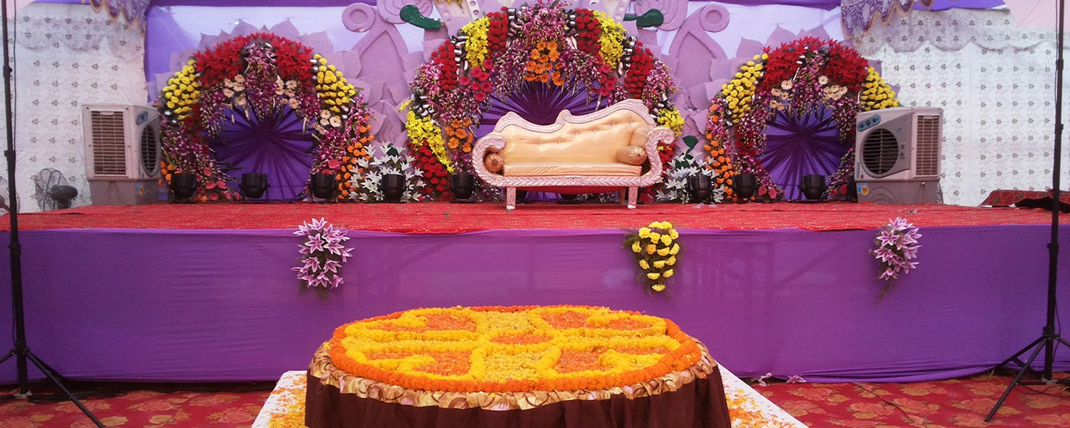 We offer special services for marriage function in patna ac banquet decorationevents showtent and pandalorchestra musical programstage decorationbirthday partieswedding photographybirthday parties conferences altavistaventures Image collections