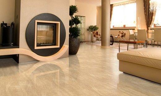 DecoraÇÃo: 30 salas com porcelanato e piso cerÂmico   cores da ...
