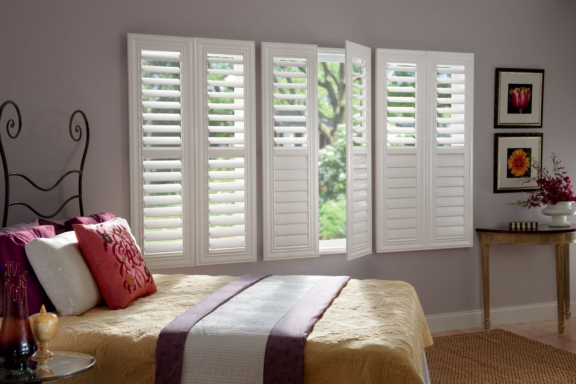 Plantation Shutters In The Bedroom Must Do House
