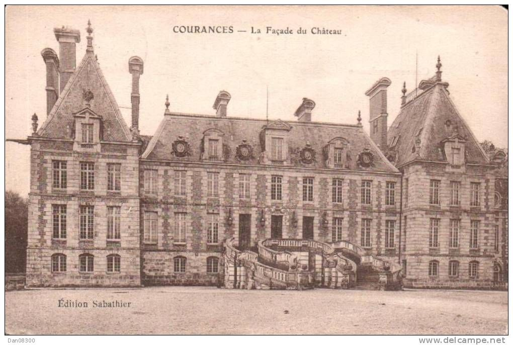 Courances - Delcampe.net