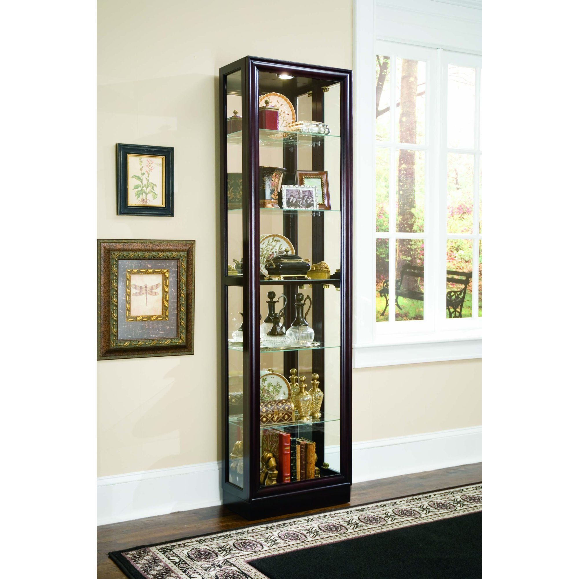 trophy store decoration units cabinet cupboards glasses case for charming shop shelf display storage lighted black small white furniture dining tall narrow awards cabinets room glassware glass armoire price drinking curio corner