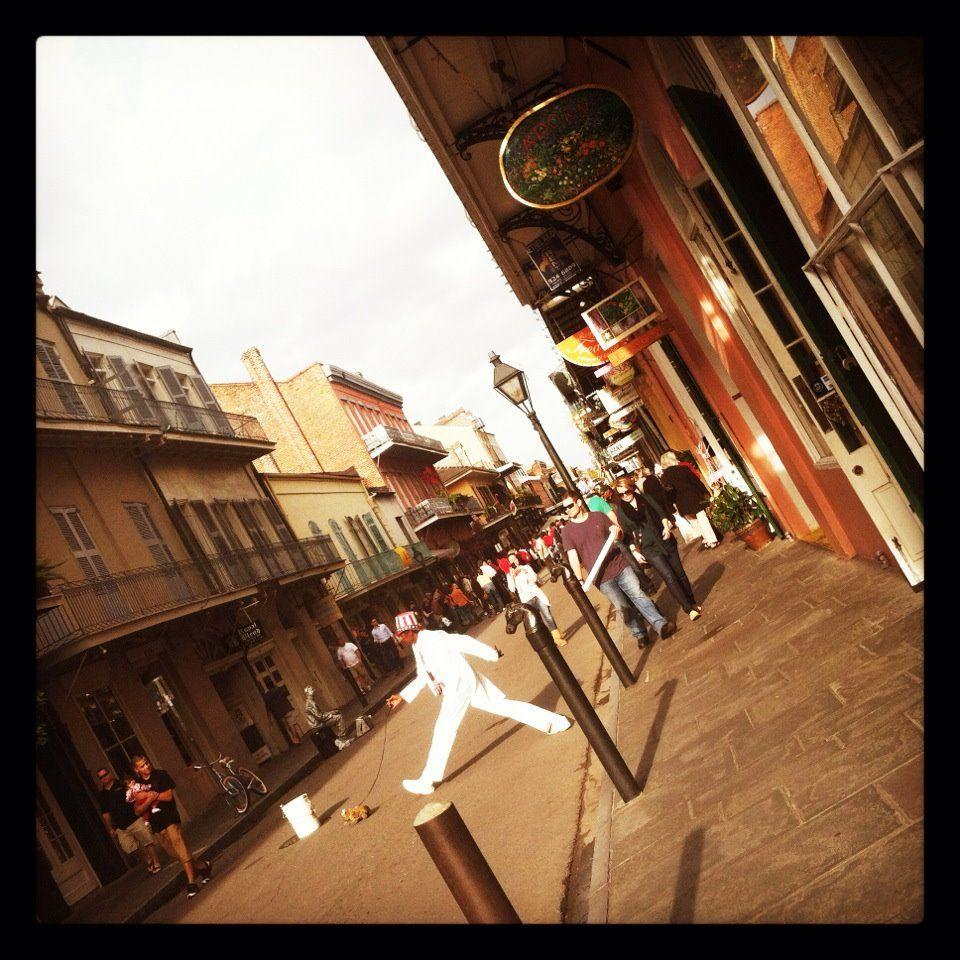 Frenchmen street street street view photo