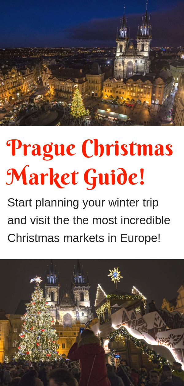 Prague Christmas Market Mega Guide 2020 A Very Merry Prague Xmas Prague Christmas Market Prague Christmas Christmas Markets Europe