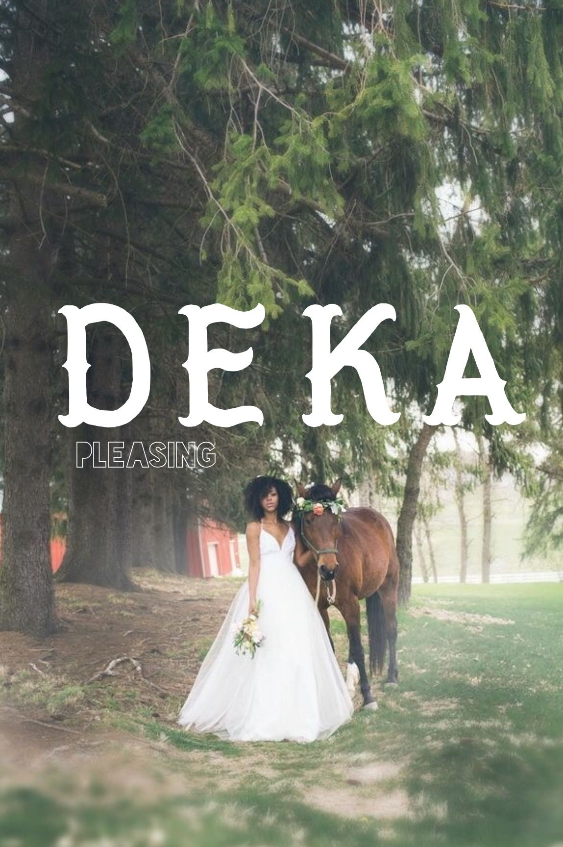 African Boy Names: Deka, Meaning Pleasing, African Names, American Names