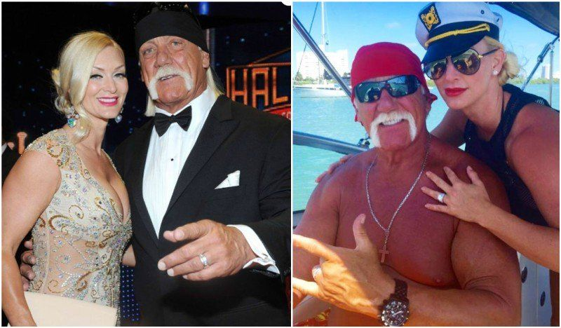 Hulk Hogan Spouse