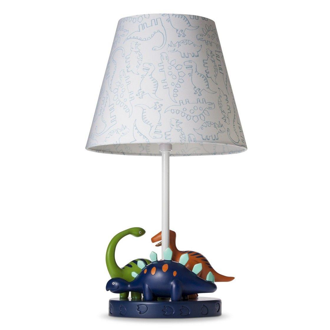 Triple tap to zoom in peyton wayne pinterest room dinosaur rotary dinosaur lamp kid bedroom end table dresser decor night light mozeypictures Gallery