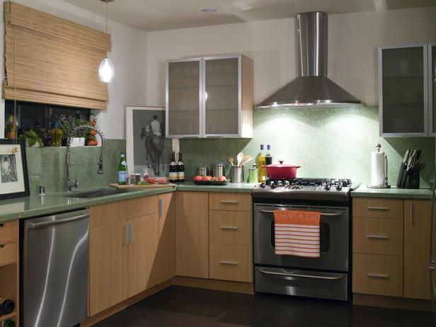 Light brown and light green Kitchen Ideas Pinterest Recycled