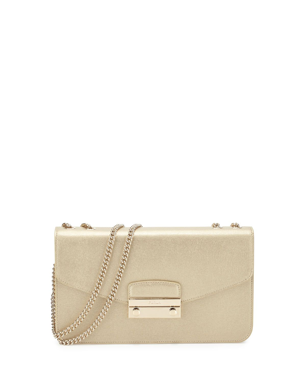 936415d595d Julia Small Leather Pochette Bag Gold | *Handbags, Wallets & Cases ...