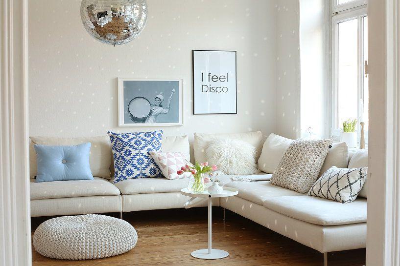 Auf die Pauke hauen bitte! Essentials, Living rooms and Room