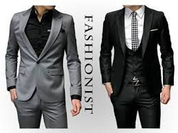 Suits for Masquerade