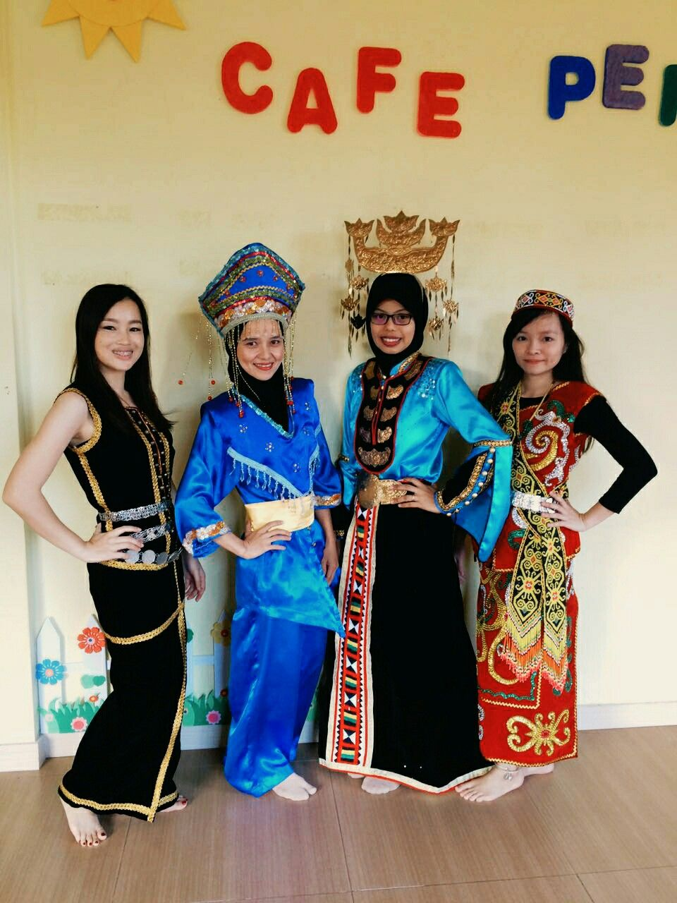 Appreciating our own culture #sabahan #sarawakian