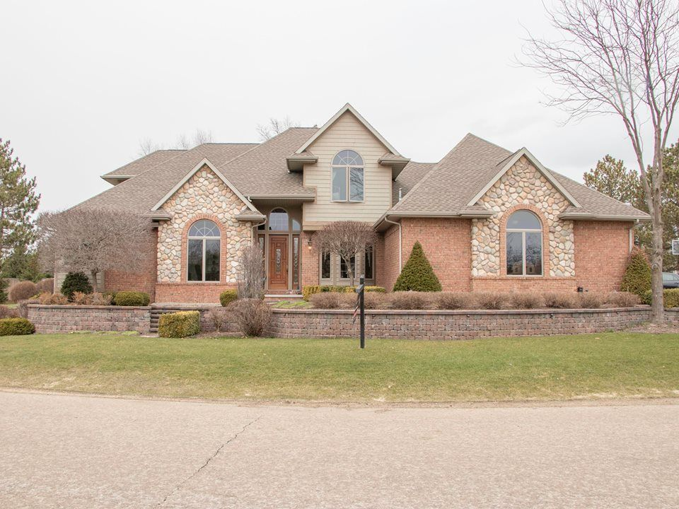 Home for sale 433 s pine grove ln hortonville wisconsin