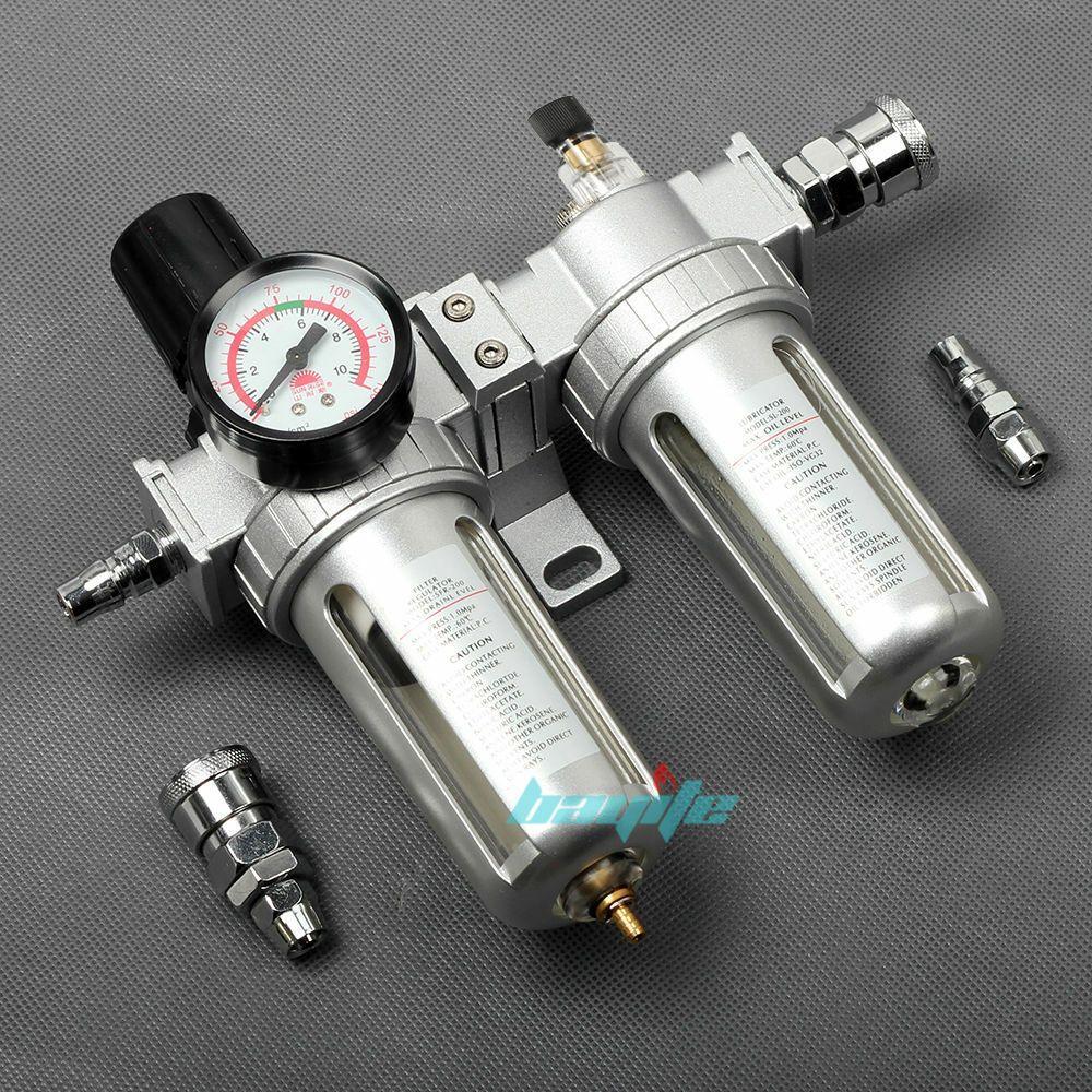 Details about Air Compressor Line Lubricator Oil Moisture