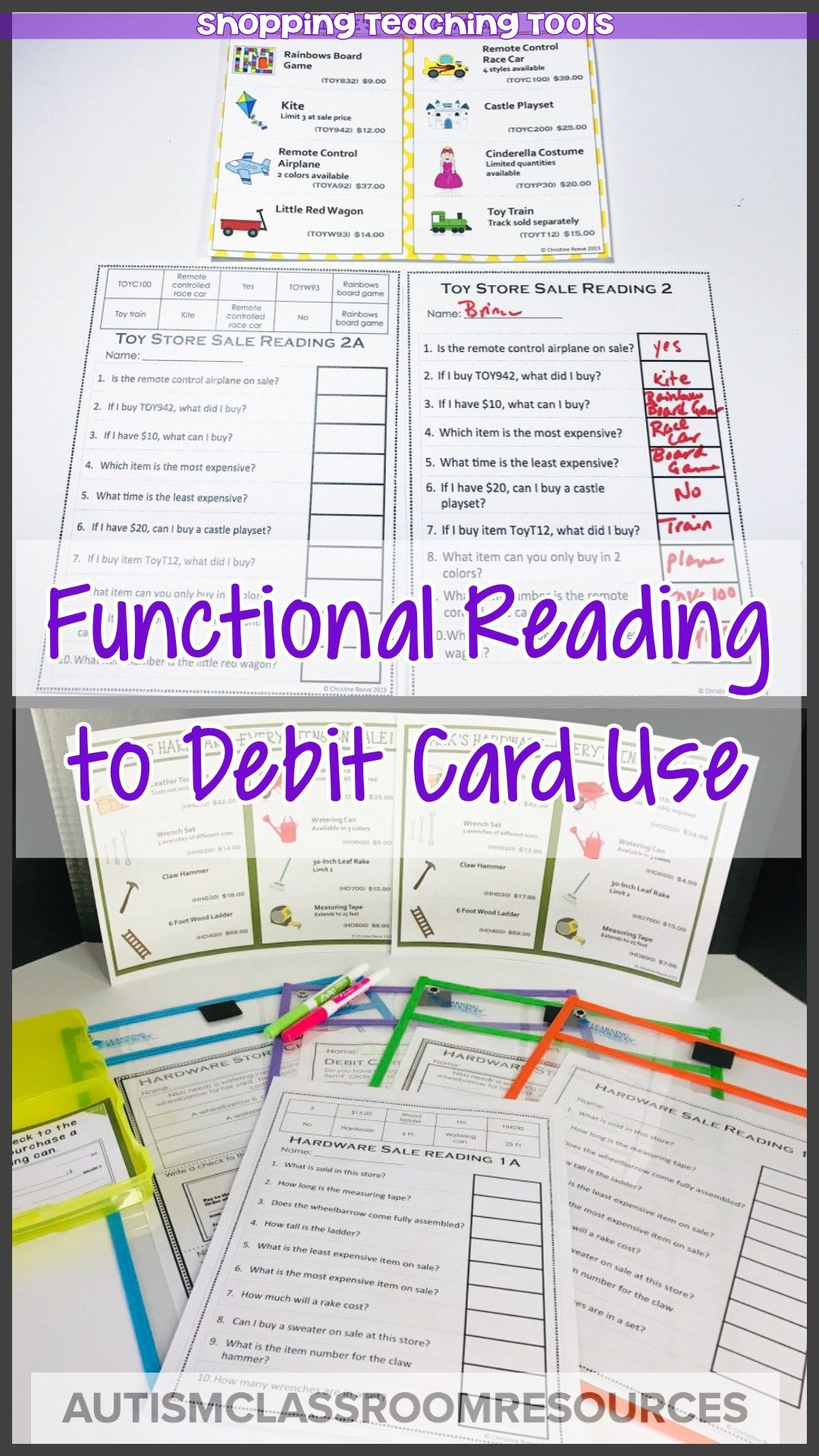 Functional Literacy And Real Life Money Skills