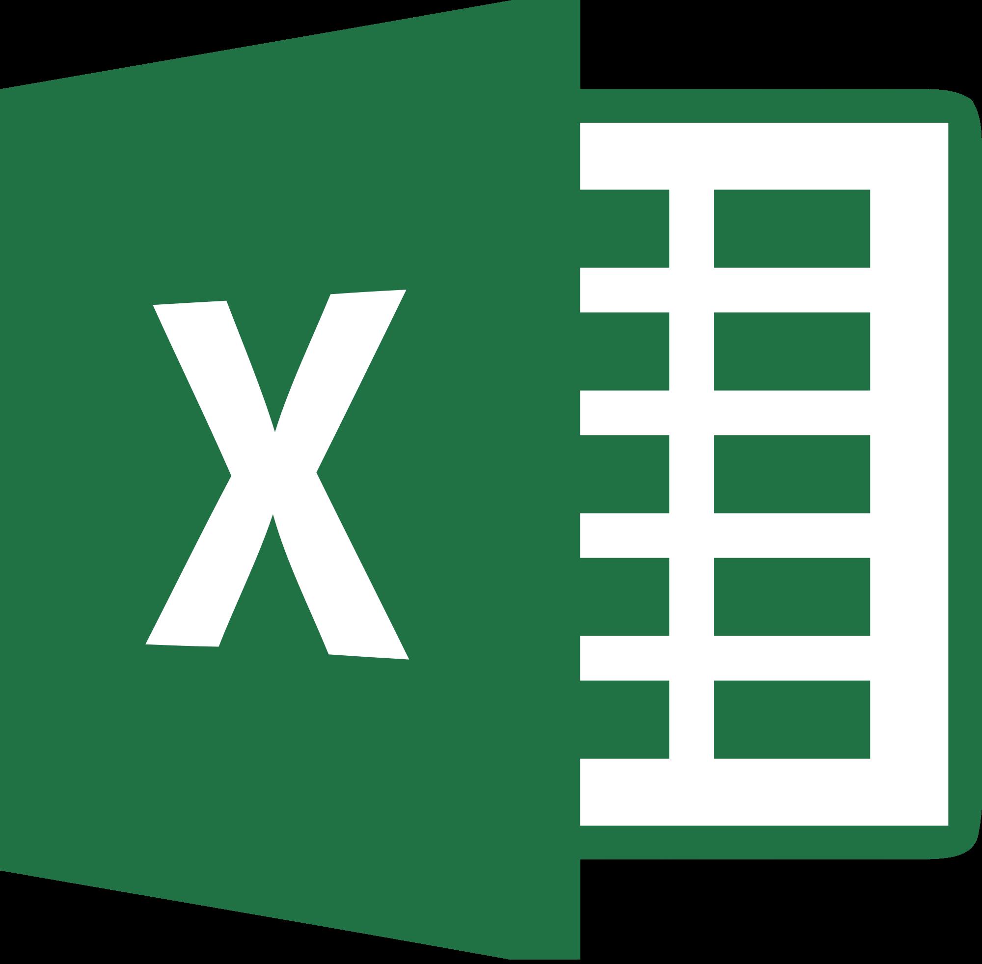 Resultado de imagen de logo excel | Hojas de cálculo, Informatica y  computacion, Informática