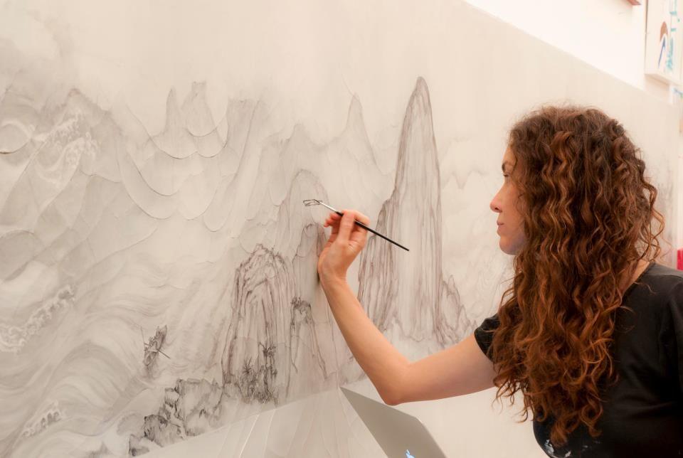 """Artista participa de conversa sobre sua exposição, """"Histórias às margens"""", em cartaz no museu"""