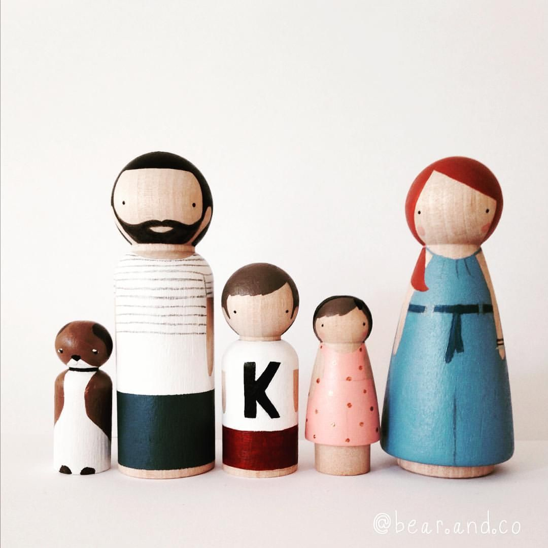 Our Competition to win a Custom Lil' Wooden Family has closed + the lucky winner is @tejaellu !!!!! Congratulations lovely  Thank you to you all who entered. Stay tuned for more giveaways in the future. XoXo