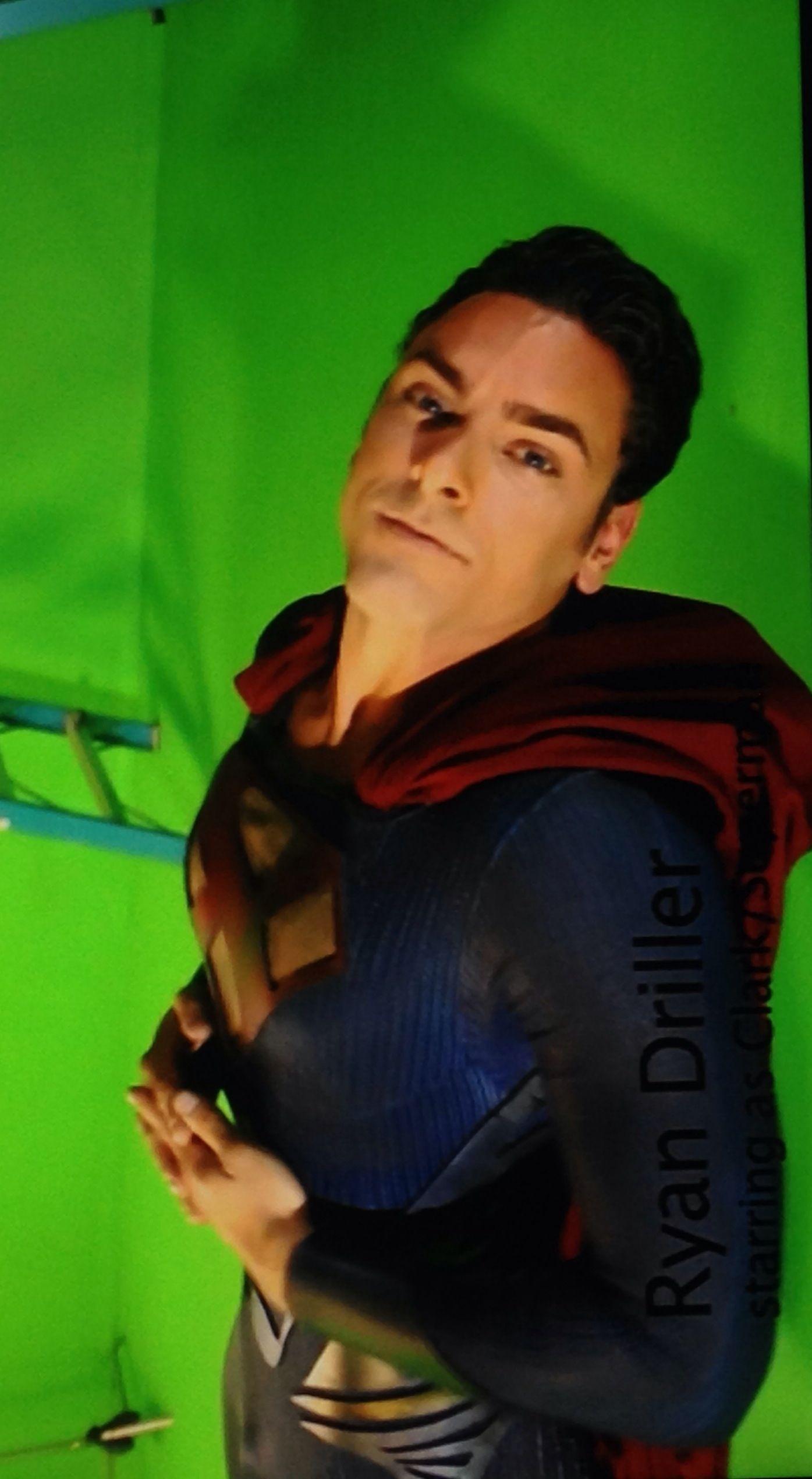 Ryan driller superman