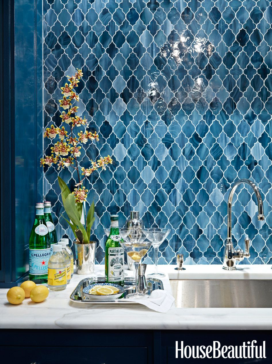 30+ Stylish Home Bars | Moroccan, Greenwich connecticut and Waterworks