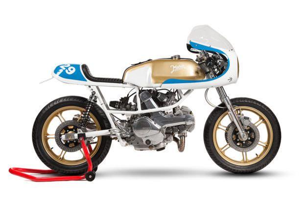 Ducati Pantah Wallpaper