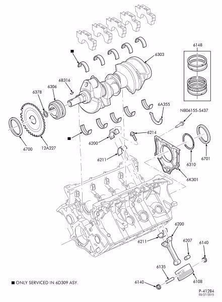 Enginetech Connecting Rod ONLY! ECR208 1999 Ford