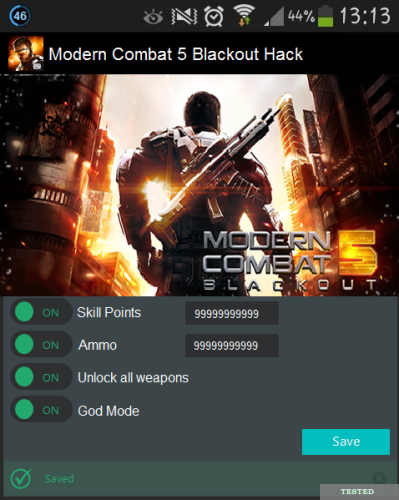 Just With The Modern Combat Blackout 5 Hack You Will Get Boundless Ammunition And Expertise Focuses To Wind Up The Best Trooper In Your S Combat Blackout Hacks