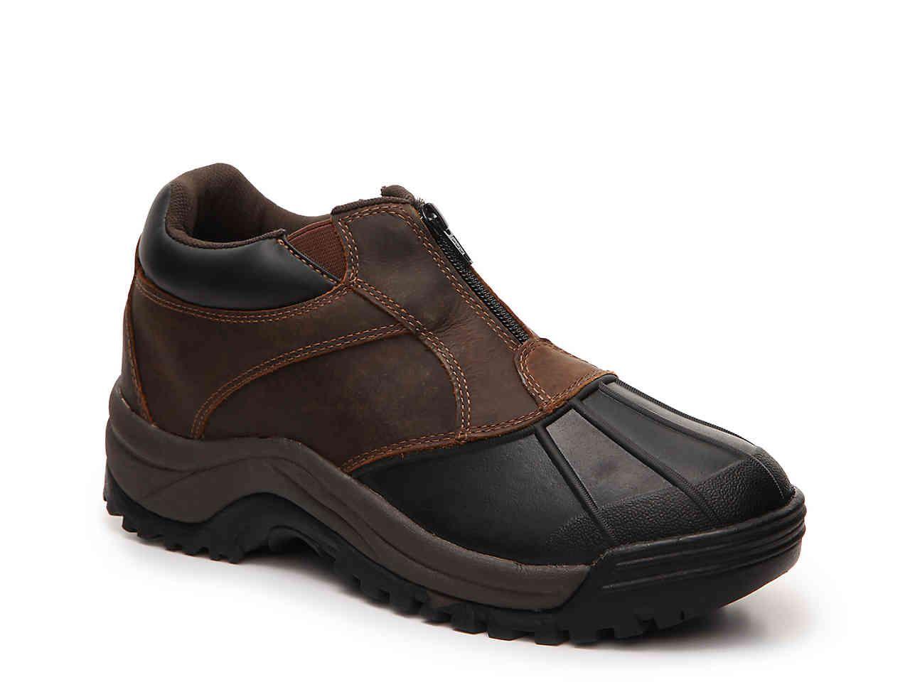 Fairbanks Ankle Zip Snow Boot