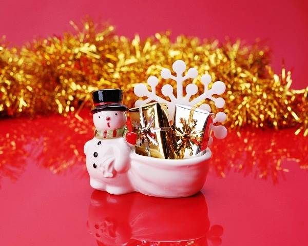 2013 Christmas Snowman Wallpapers 3d Decorations Ideas
