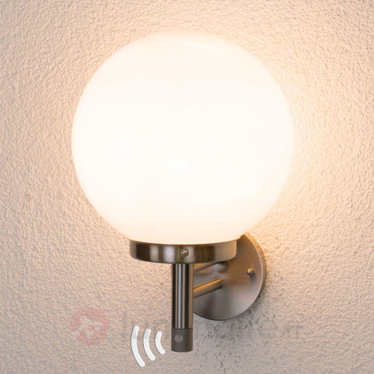 Luminaire Exterieur Detecteur