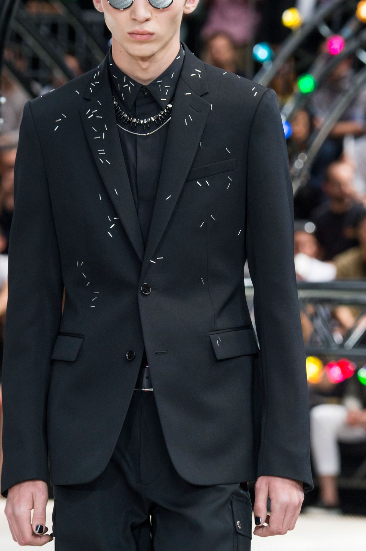 dior s fashion Unfortunately, it rained and rained and rained and this was a problem on friday night for maria grazia chiuri, dior's artistic director, who designed an open-air runway in the stables of the.