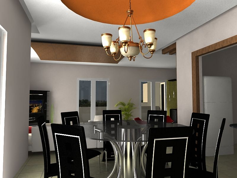 3D Interior Renderings, AutoCAD Rendering Design, Interior Modeling