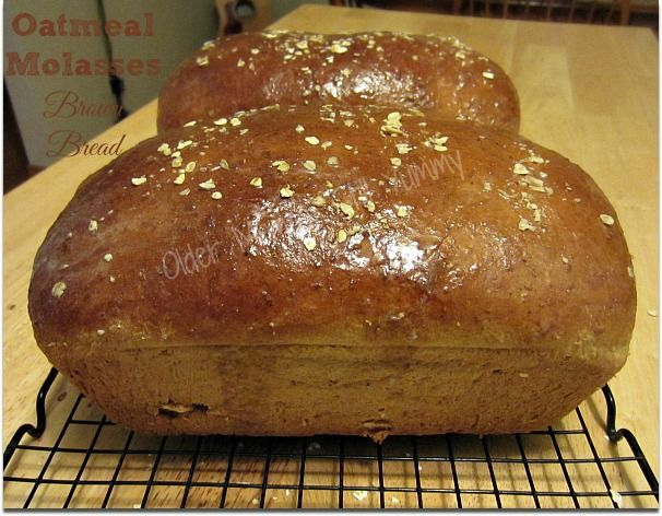 Oatmeal-Molasses-Brown-Bread