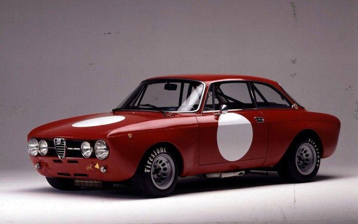 Alfa Romeo 1750 GT Am (1970)