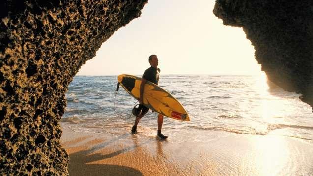 Enjoy Surfing in Bali www.rudisbalitours.com