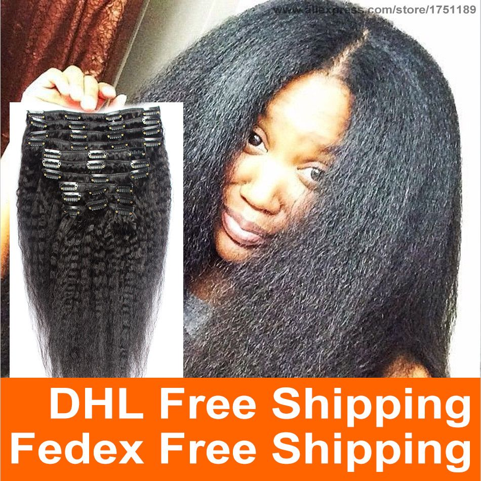 Cheap Clip In Human Hair Extension Buy Quality Clip Sleeve Directly