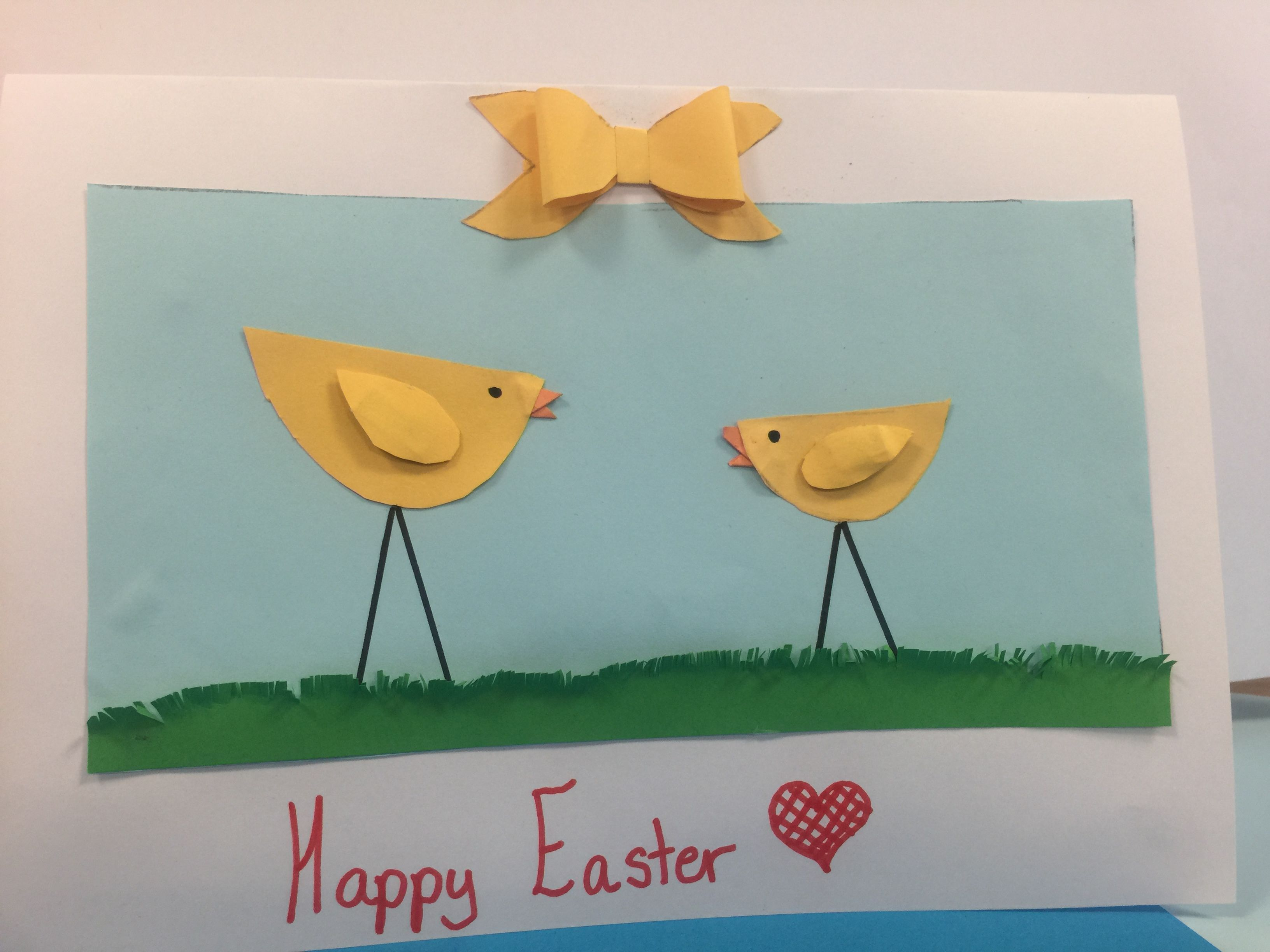 Gartreeadt Incredible Easter Card Ideas By Year 6 Ks2 Easter Cards Easter Crafts