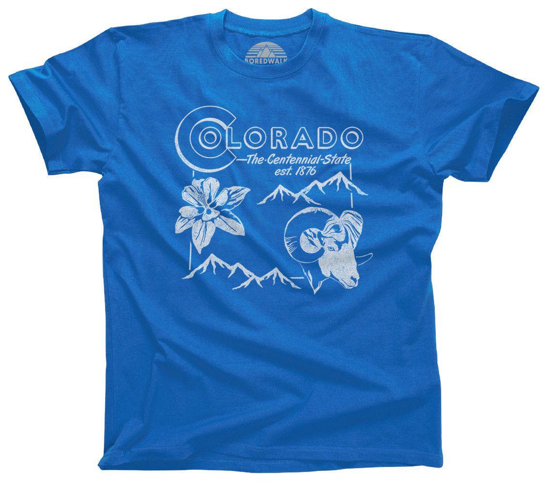 Men's Vintage Colorado State T-Shirt
